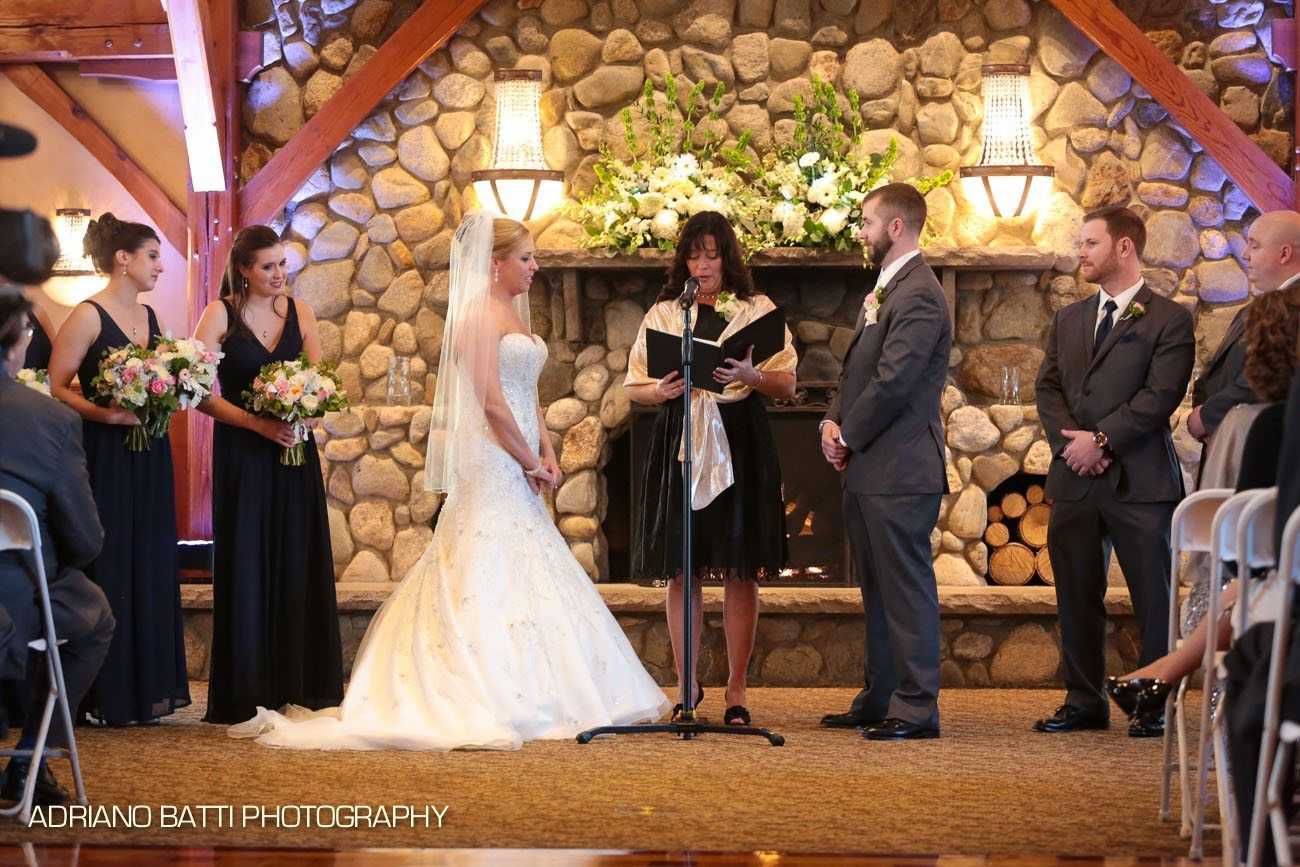 Wedding At The Tewksbury Country Club