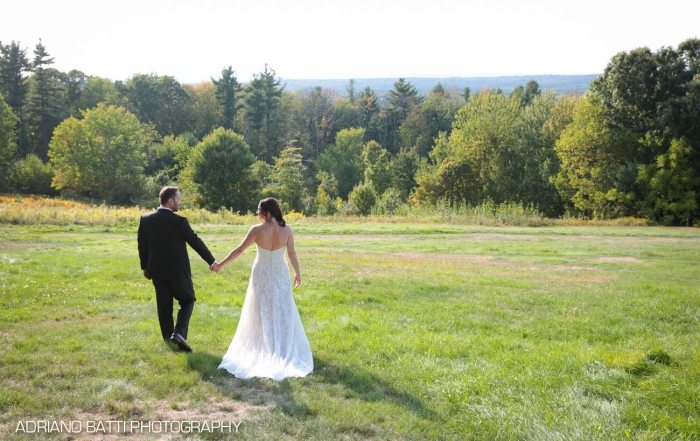 Wedding at the Fruitlands Museum