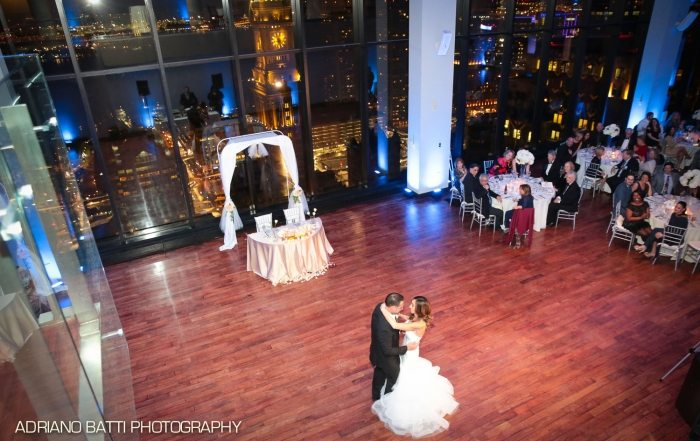 Wedding at the State Room Boston