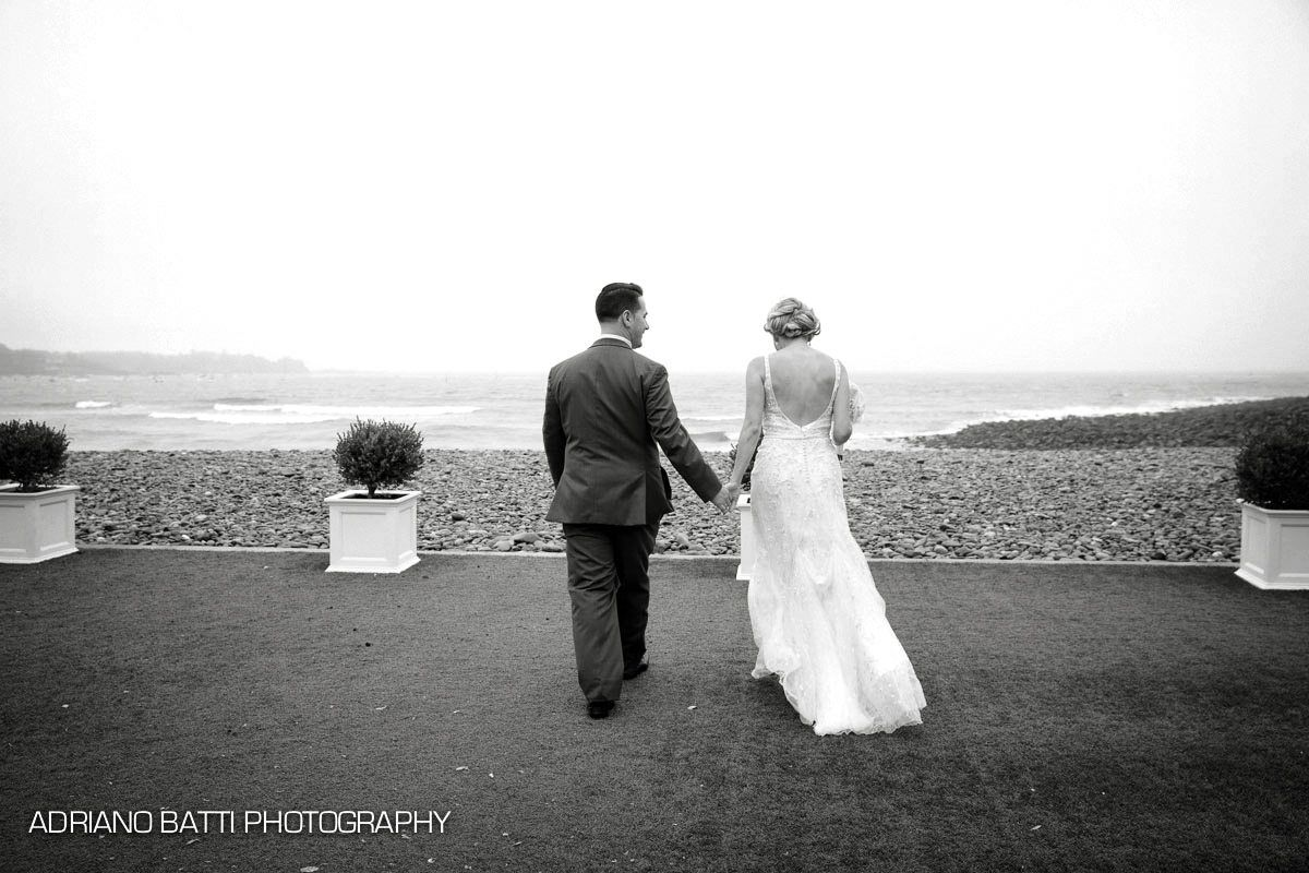 Wedding at the Oceanview of Nahant