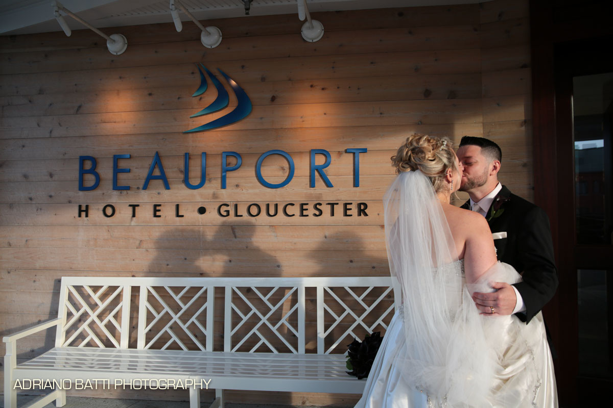 Wedding at the Beauport Hotel